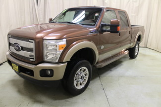 2012 Ford Super Duty F-250 Diesel 4x4 Crew Cab King Ranch in Roscoe IL, 61073