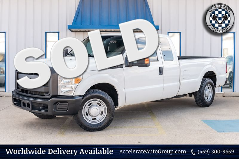 2012 Ford F-250 Pickup SUPER DUTY XL 6.2L V8 AUTO TRANS TOWING PACKAGE in Rowlett Texas