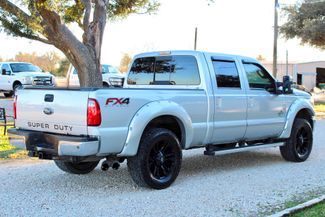 2012 Ford Super Duty F-250 Lariat Crew Cab 4x4 6.7L Powerstroke Diesel Auto Sealy, Texas 11