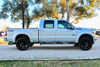 2012 Ford Super Duty F-250 Lariat Crew Cab 4x4 6.7L Powerstroke Diesel Auto Sealy, Texas 12