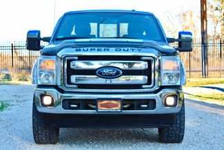2012 Ford Super Duty F-250 Lariat Crew Cab 4x4 6.7L Powerstroke Diesel Auto Sealy, Texas 3