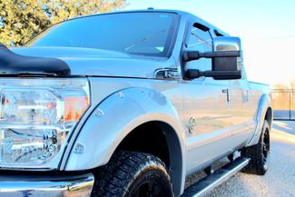 2012 Ford Super Duty F-250 Lariat Crew Cab 4x4 6.7L Powerstroke Diesel Auto Sealy, Texas 4