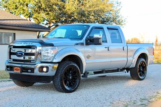 2012 Ford Super Duty F-250 Lariat Crew Cab 4x4 6.7L Powerstroke Diesel Auto Sealy, Texas 5