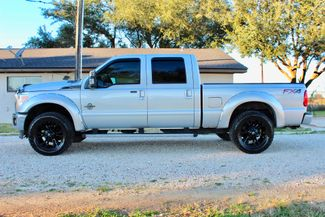 2012 Ford Super Duty F-250 Lariat Crew Cab 4x4 6.7L Powerstroke Diesel Auto Sealy, Texas 6
