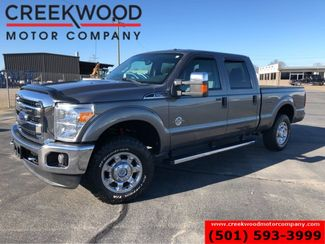 2012 Ford Super Duty F-250 XLT 4x4 FX4 Diesel Gray 1 Owner Cloth Chrome CLEAN in Searcy, AR 72143