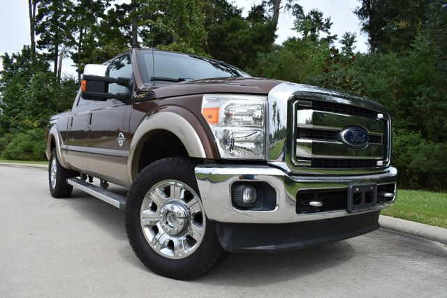 2012 Ford Super Duty F-250 Pickup Lariat Walker, Louisiana 7