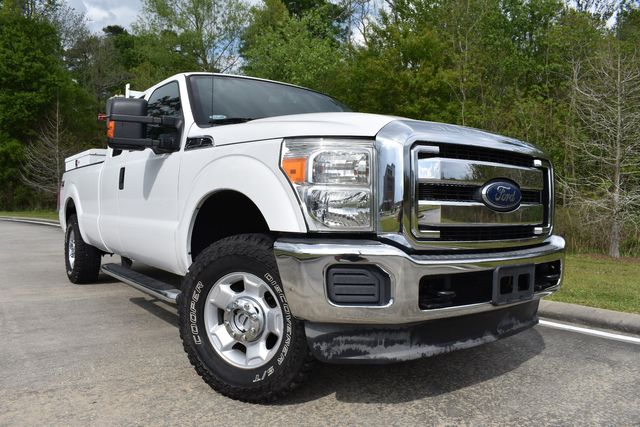 2012 Ford Super Duty F-250 Pickup XLT