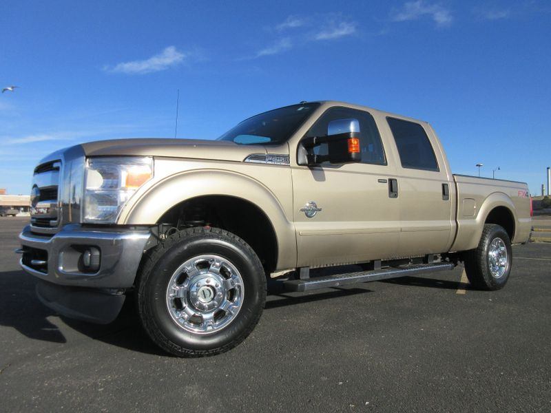 2012 Ford Super Duty F-250 Crew Cab XLT 4X4  Fultons Used Cars Inc  in , Colorado