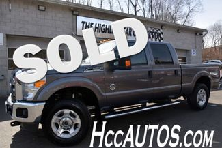 2012 Ford Super Duty F-250 SRW 4WD Crew Cab XLT Waterbury, Connecticut