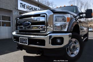2012 Ford Super Duty F-250 SRW 4WD Crew Cab XLT Waterbury, Connecticut 2