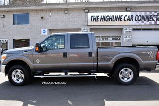 2012 Ford Super Duty F-250 SRW 4WD Crew Cab XLT Waterbury, Connecticut 3