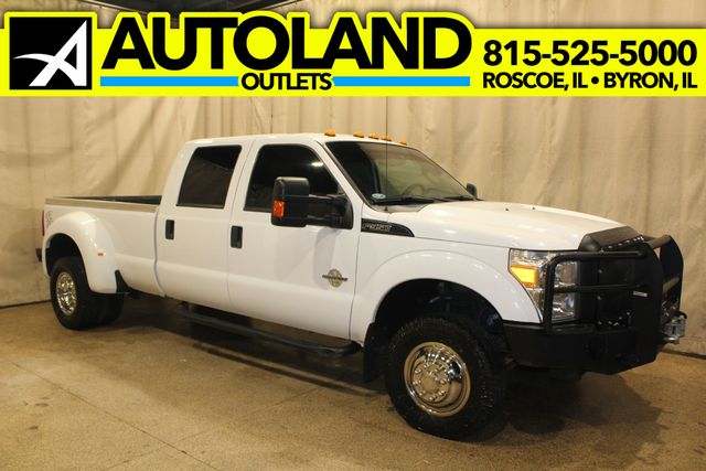 2012 Ford Super Duty F-350 diesel 4x4 Dually long bed XL