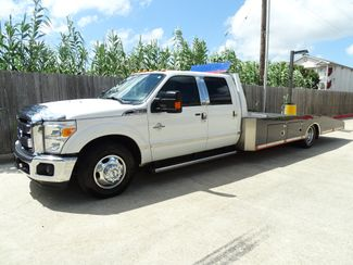 2012 Ford Super Duty F-350 DRW Chassis Cab Lariat Hodges Car Hauler in Corpus Christi, TX 78412