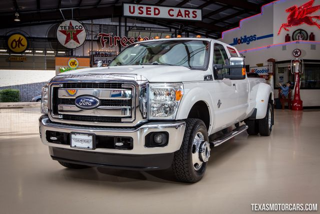 2012 Ford Super Duty F-350 DRW Pickup Lariat 4X4 in Addison Texas, 75001