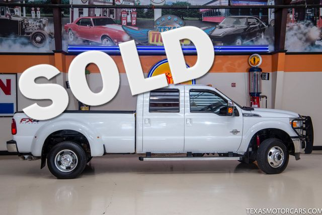 2012 Ford Super Duty F-350 DRW Pickup Lariat 4x4 in Addison, Texas 75001