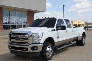 2012 Ford Super Duty F-350 DRW Pickup Lariat Conway, Arkansas 2