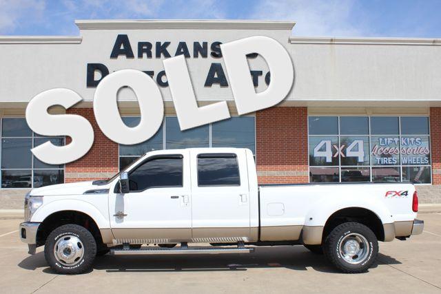 2012 Ford Super Duty F-350 DRW Pickup Lariat Conway, Arkansas