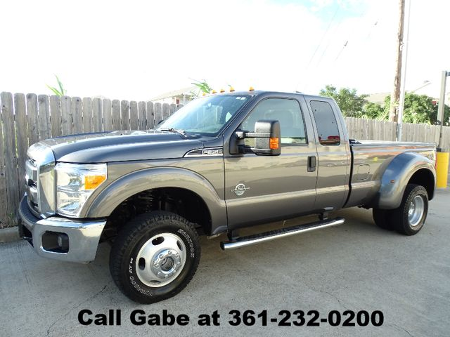 2012 Ford Super Duty F-350 DRW Pickup XLT Corpus Christi, Texas 0