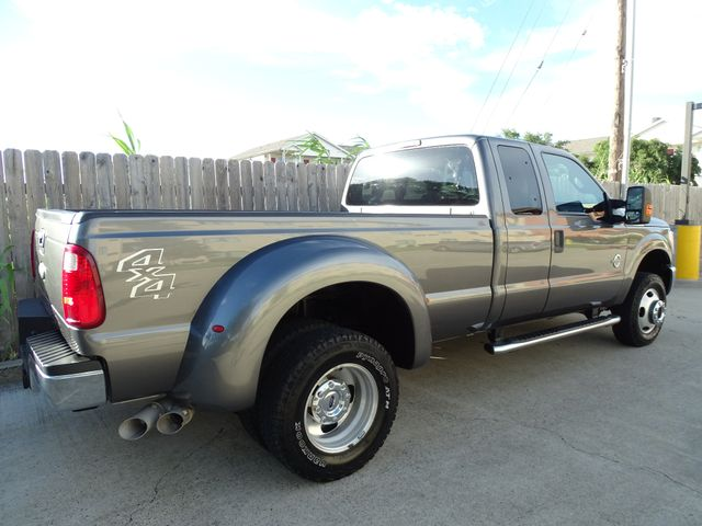 2012 Ford Super Duty F-350 DRW Pickup XLT Corpus Christi, Texas 3