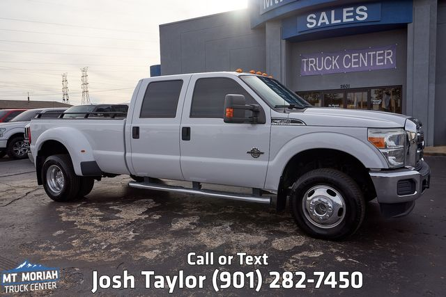 2012 Ford Super Duty F-350 DRW Pickup XLT in Memphis, Tennessee 38115