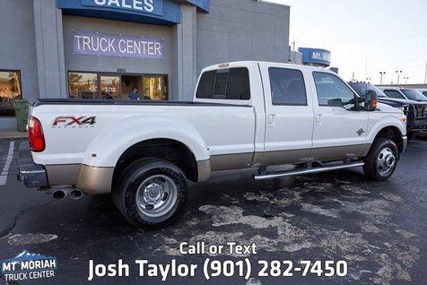2012 Ford Super Duty F-350 DRW Pickup Lariat | Memphis, TN | Mt Moriah Truck Center in Memphis, TN