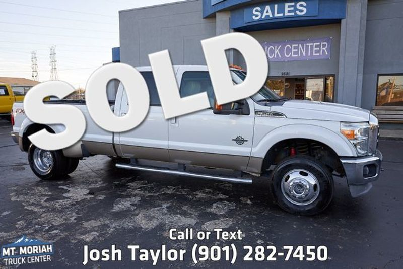 2012 Ford Super Duty F-350 DRW Pickup Lariat | Memphis, TN | Mt Moriah Truck Center in Memphis TN