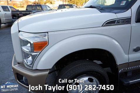 2012 Ford Super Duty F-350 DRW Pickup King Ranch | Memphis, TN | Mt Moriah Truck Center in Memphis, TN