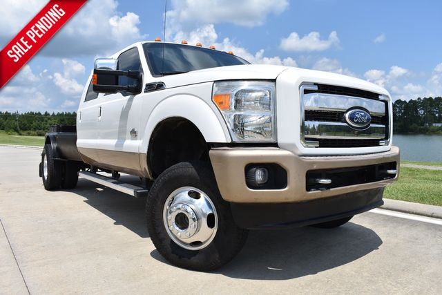 2012 Ford Super Duty F-350 DRW Pickup King Ranch