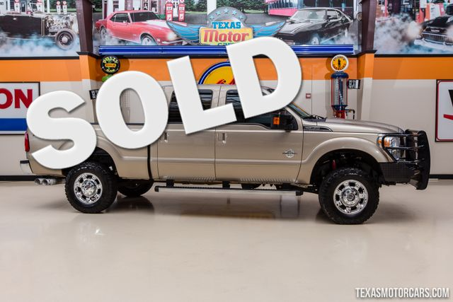 2012 Ford Super Duty F-350 SRW Pickup Lariat 4X4