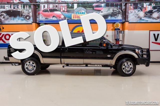 2012 Ford Super Duty F-350 SRW Pickup King Ranch 4X4