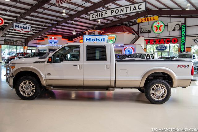 2012 Ford Super Duty F-350 SRW Pickup King Ranch 4x4 in Addison, Texas 75001