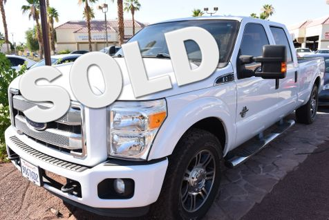 2012 Ford Super Duty F-350 SRW Pickup XL in Cathedral City