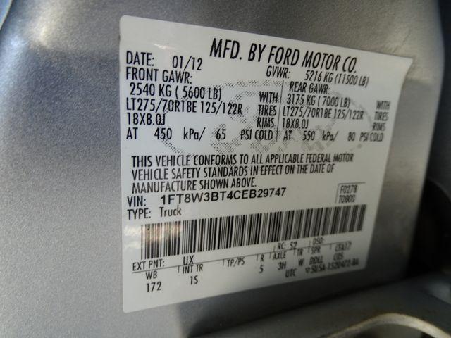 2012 Ford Super Duty F-350 SRW Pickup XL Corpus Christi, Texas 38