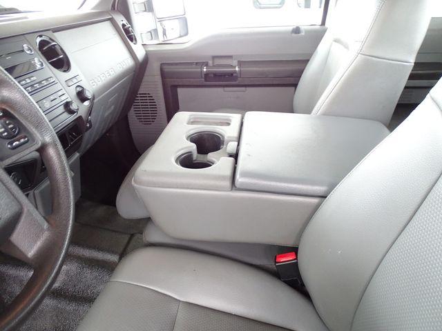 2012 Ford Super Duty F-350 SRW Pickup XL Tommy Gate Hydraulic Lift Corpus Christi, Texas 15