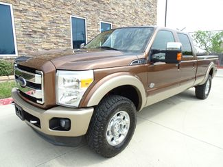 2012 Ford Super Duty F-350 SRW Pickup King Ranch in Corpus Christi, TX 78412