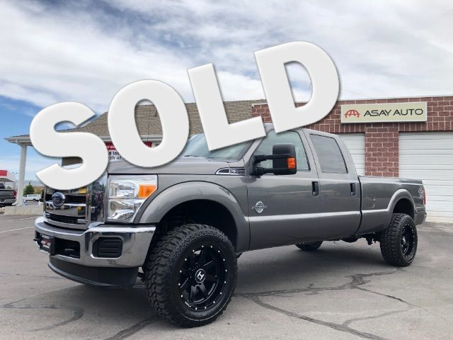 2012 Ford Super Duty F-350 SRW Pickup XLT LINDON, UT