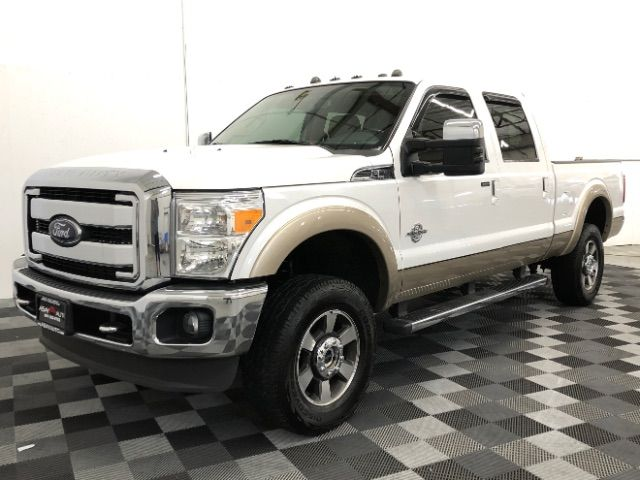 2012 Ford Super Duty F-350 SRW Pickup Lariat