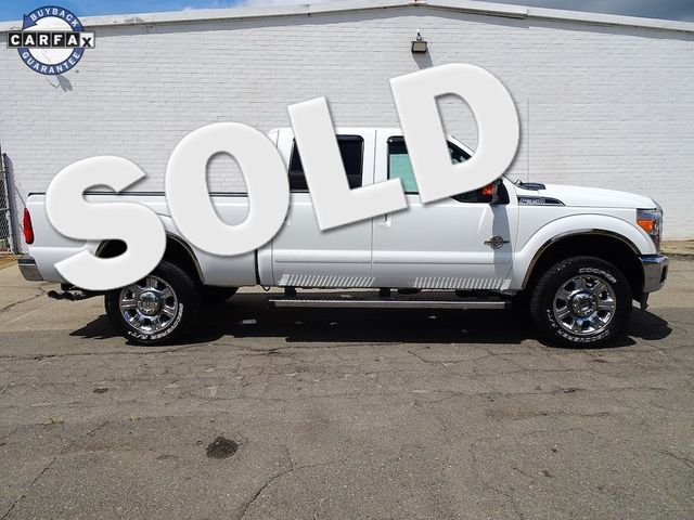 2012 Ford Super Duty F-350 SRW Pickup Lariat Madison, NC 0