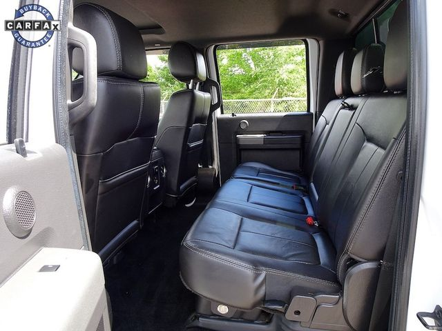 2012 Ford Super Duty F-350 SRW Pickup Lariat Madison, NC 34