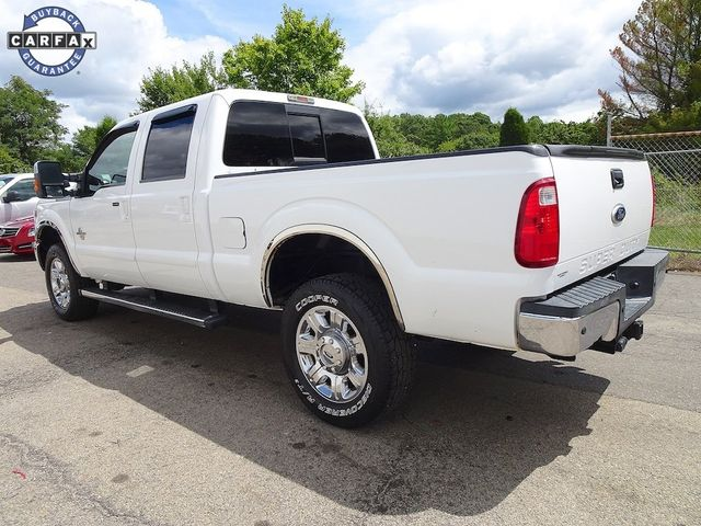2012 Ford Super Duty F-350 SRW Pickup Lariat Madison, NC 4