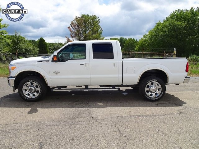 2012 Ford Super Duty F-350 SRW Pickup Lariat Madison, NC 5