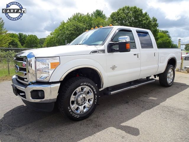 2012 Ford Super Duty F-350 SRW Pickup Lariat Madison, NC 6