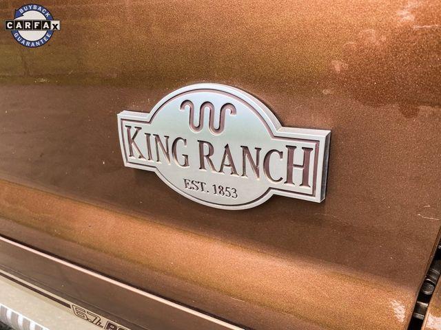 2012 Ford Super Duty F-350 SRW Pickup King Ranch Madison, NC 8