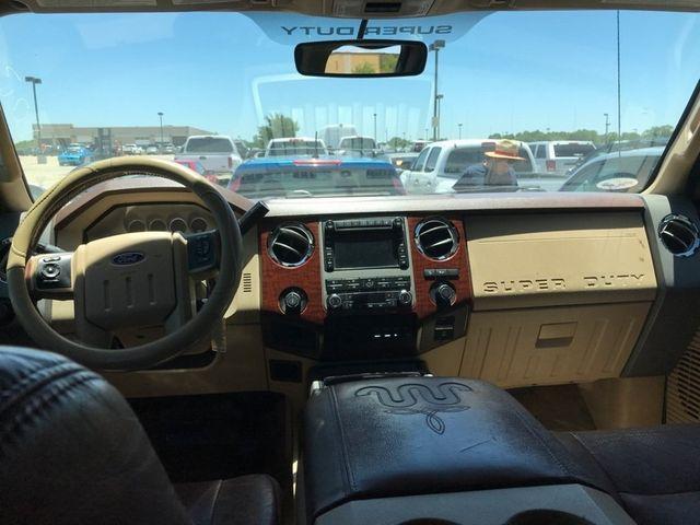 2012 Ford Super Duty F-350 SRW Pickup King Ranch Madison, NC 6