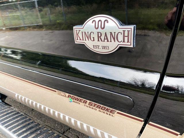 2012 Ford Super Duty F-350 SRW Pickup King Ranch Madison, NC 9