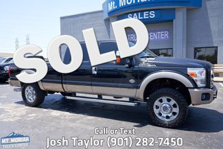 2012 Ford Super Duty F-350 SRW Pickup King Ranch in  Tennessee