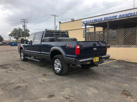 2012 Ford Super Duty F-350 SRW Pickup Lariat | Pleasanton, TX | Pleasanton Truck Company in Pleasanton, TX
