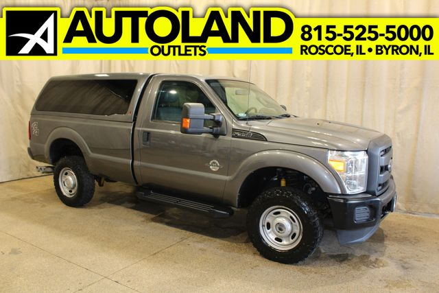 2012 Ford Super Duty F-350 Diesel 4x4 XL