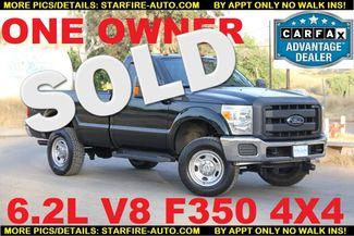 2012 Ford Super Duty F-350 SRW Pickup XLT Santa Clarita, CA