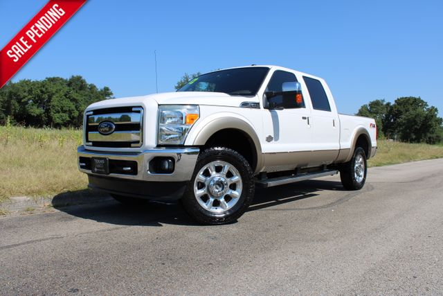 2012 Ford Super Duty F-350 SRW King Ranch FX4 in Temple, TX 76502